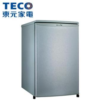 TECO東元91L小鮮綠系列單門電冰箱R1072SC