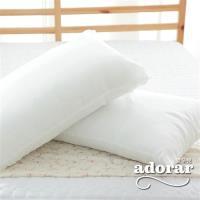 【Adorar愛朵兒】舒柔透氣快眠枕(2入)