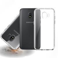 Xmart for Samsung Galaxy J2 Pro 四角防護抗震氣墊保護殼