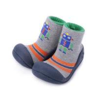 CONNIFE 襪套型機器人學步鞋 藍 A170 小童鞋 鞋全家福