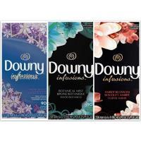 美國Downy多功能芳香片(琥珀馨香/薰衣草/水果花香)90片x3
