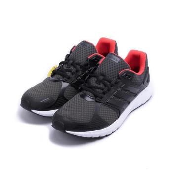 ADIDAS DURAMO 8 W 限定版輕量吸震跑鞋 灰黑紅 CP8750 女鞋 鞋全家福