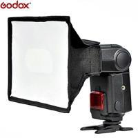Godox神牛SB1520機頂閃光燈柔光罩(中)外閃燈柔光盒跳燈