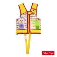 哈街 Fisher-Price費雪幼兒水上安全助浮背心/充氣游泳衣