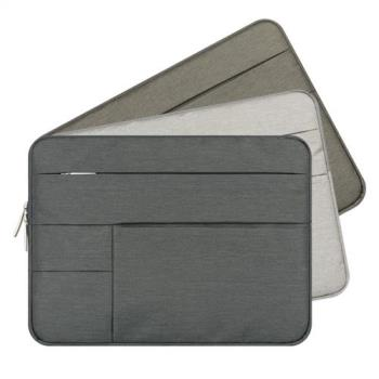 【A.C.Y.C】Macbook Air/Pro 多夾層收納布質筆電保護套 11吋 12吋 13吋 14吋 15吋