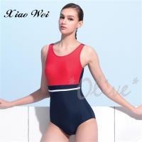 沙麗品牌 時尚流行三角連身泳裝 NO.18101
