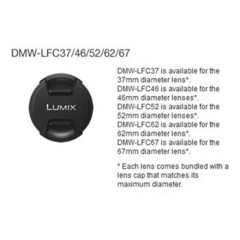 原廠PANASONIC鏡頭蓋46mm鏡頭蓋DMW-LFC46(國際PANASONIC原廠鏡頭蓋DMWLFC46)