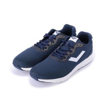 PONY 素面輕量運動鞋 深藍 81M1FF91DB 男鞋
