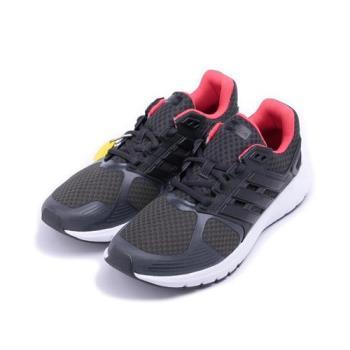 ADIDAS DURAMO 8 M 限定版輕量吸震跑鞋 灰黑紅 CP8738 男鞋 鞋全家福