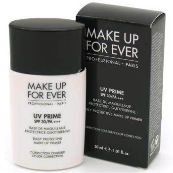 MAKE UP FOR EVER 高效防曬隔離乳SPF30PA+++(潤色版)(30ml)