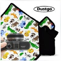 Dustgo折疊布包覆布,ZOO動物園30cm*30cm