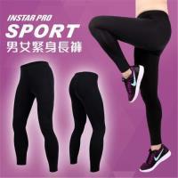INSTAR PRO SPORT女緊身長褲-緊身褲 台灣製 慢跑 路跑