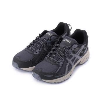 ASICS GEL-VENTURE 6 限定版越野跑鞋 黑灰 T7G1N-9095 男鞋 鞋全家福