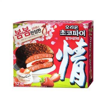 好麗友 情 草莓派444g x8盒