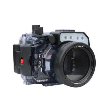 Sony RX100 M1~M5 (60米) 潛水殼(b)