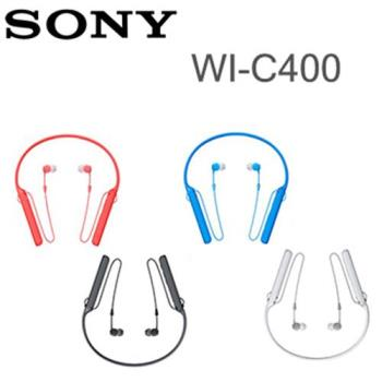 SONY WI-C400 無線藍牙頸掛入耳式耳機