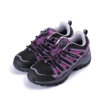 GOODYEAR 防水束帶戶外運動鞋 紫 GAWO72008 女鞋