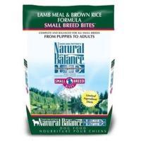 Natural Balance 低敏系列 羊肉糙米 全犬配方 狗飼料 4.5磅(2.04kg)*1 小顆粒