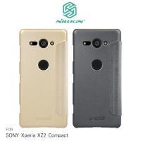 【NILLKIN】SONY Xperia XZ2 Compact 星韵皮套