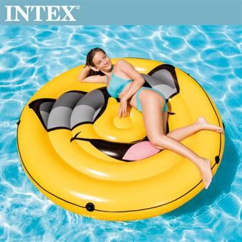 【INTEX】陽光笑臉COOL GUY浮排(173*27cm) (57254)