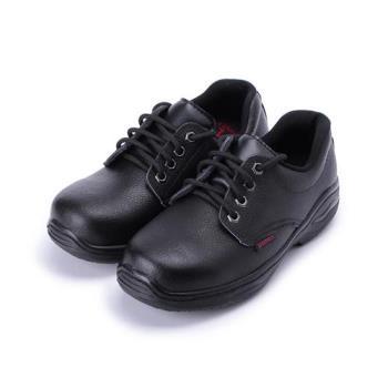 PAMAX 真皮綁帶安全鞋 黑 女鞋 鞋全家福