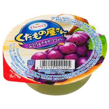 Tarami 葡萄椰果果凍160g x6入