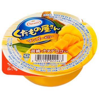 Tarami 黃桃芒果椰果果凍160g x6入