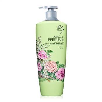 ELASTINE 即期品-綠野迷情奢華香水潤髮乳(600ml)