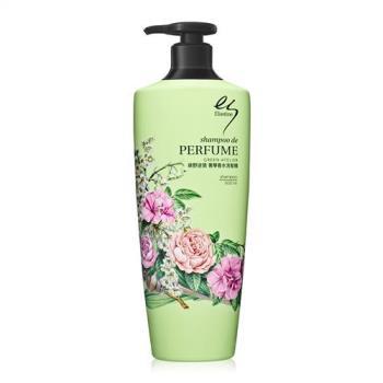 ELASTINE 即期品-綠野迷情奢華香水洗髮精(600ml)