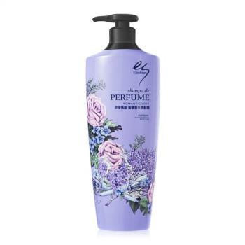 ELASTINE 即期品-浪漫情緣奢華香水洗髮精(600ml)