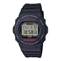 CASIO 卡西歐 G-SHOCK 35周年復刻電子錶 DW-5750E-1DR