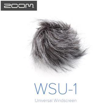 日本Zoom麥克防風毛罩WSU-1 適H1 H2n H4n H5 H6還有更多.