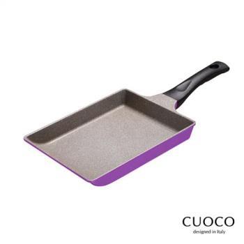 CUOCO紫鈦晶石玉子燒鍋24cm