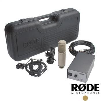 【RODE】真空管電容式麥克風 K2