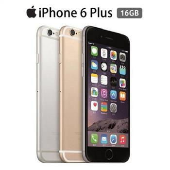 福利品 Apple iPhone 6 Plus 16GB 5.5吋 智慧手機(9成新)