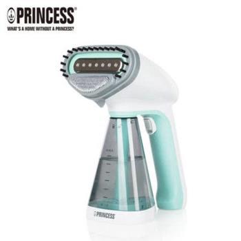 PRINCESS荷蘭公主 手持式蒸氣掛燙機(粉綠色)332846