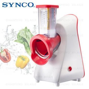 (福利品)SYNCO新格冰淇淋蔬果料理機SIM-8000