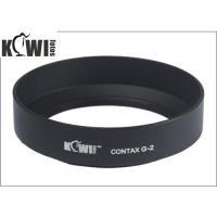 Kiwifotos副廠遮光罩CONTAX-G G-2(黑色)相容GG-2