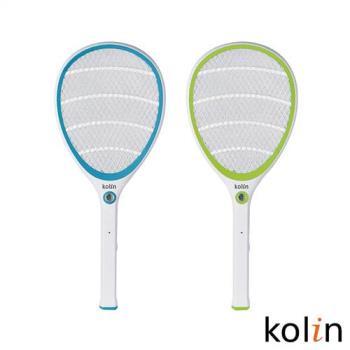 Kolin歌林 18650電池充電式電蚊拍-KEM-SH09(2色)