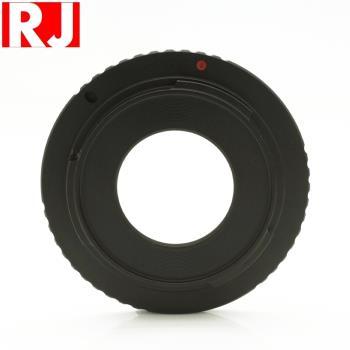 RJ製造 鏡頭轉接環 C-EOS/M