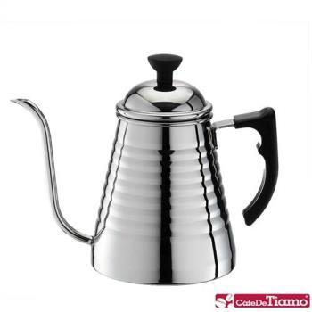 【金時代書香咖啡】Tiamo 優質不鏽鋼細口壺 700ml(HA1636)