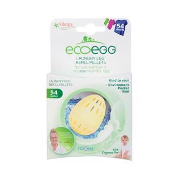 英國ECOEGG-環保智能潔衣蛋補充包(54次洗滌)