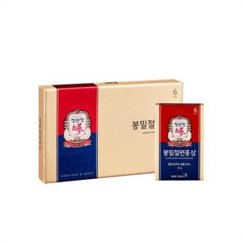 【正官庄】蜂蜜高麗蔘切片(20g x 6包)