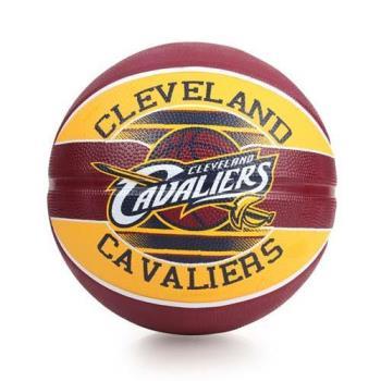 SPALDING 騎士 CAVALIERS 籃球-戶外 NBA 隊徽球 斯伯丁