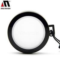 Mennon白色白平衡37mm鏡頭蓋