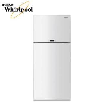 Whirlpool惠而浦 521公升上下雙門冰箱WDT2525LW