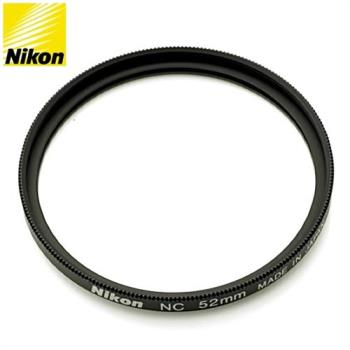 Nikon原廠鏡頭保護鏡52mm,Neutral Color Fiter