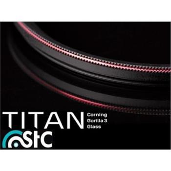 台灣STC Corning康寧Gorilla強化玻璃多層膜防刮防污防撞抗靜電輕薄框Titan 67mm保護鏡