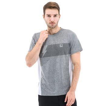 【聖伯納St. Bonalt】男-閃電圖騰涼爽速乾T恤 8068 透氣 休閒 型男