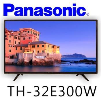 Panasonic國際 32吋 IPS LED液晶顯示器+視訊盒(TH-32E300W)